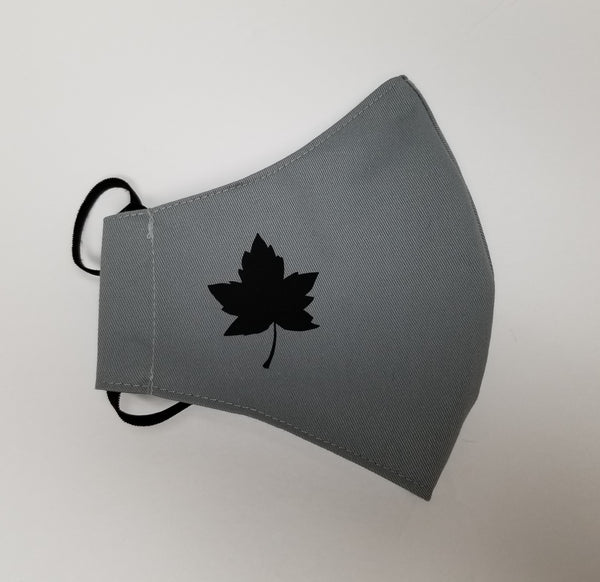 Face Mask with Maple Leaf