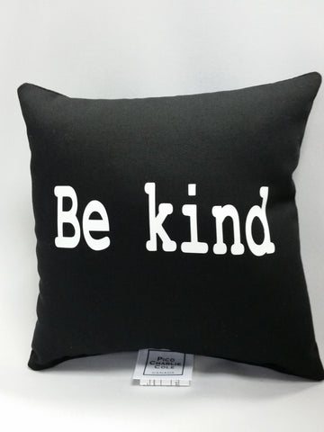 Be Kind Mini Pillow