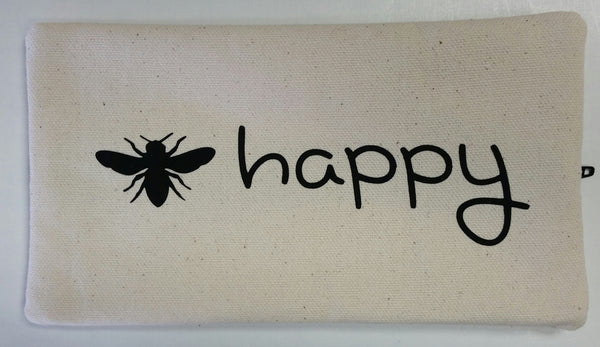 Bee Happy Pochette