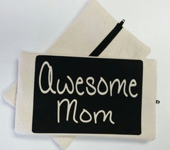 Awesome Mom Pochette