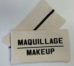 Maquillage-Makeup Pochette