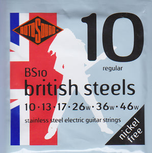Rotosound Electric Guitar Strings BS10