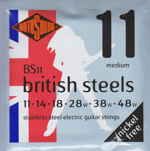 Rotosound Electric Guitar Strings BS11