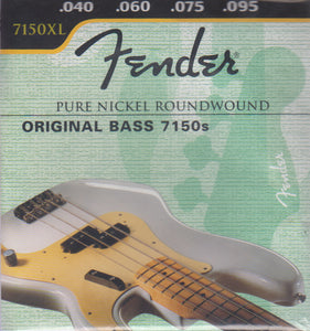 Fender Bass Strings 7150XL Old Stock Hense Cheap Price