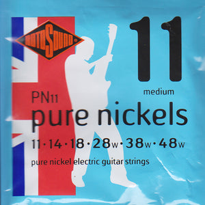 Rotosound Electric Guitar Strings PN11