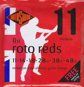 Rotosound Electric Guitar Strings R11