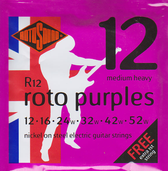 Rotosound Electric Guitar Strings R12