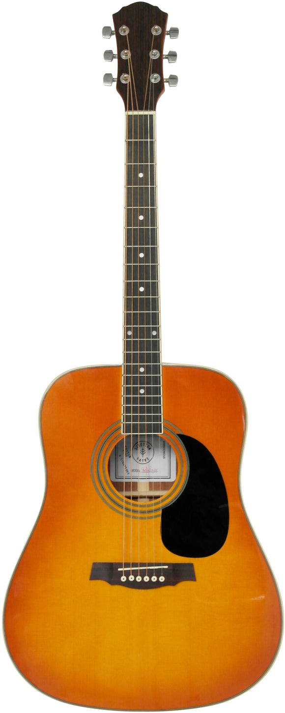 Stretton Payne Custom Shop D200HB Dreadnought Acoustic Guitar