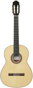 Stretton Payne CL1200S PROFESSIONAL Full Size, ALL SOLID WOOD Solid Spruce Top Soundboard, Classical Spanish Acoustic Guitar