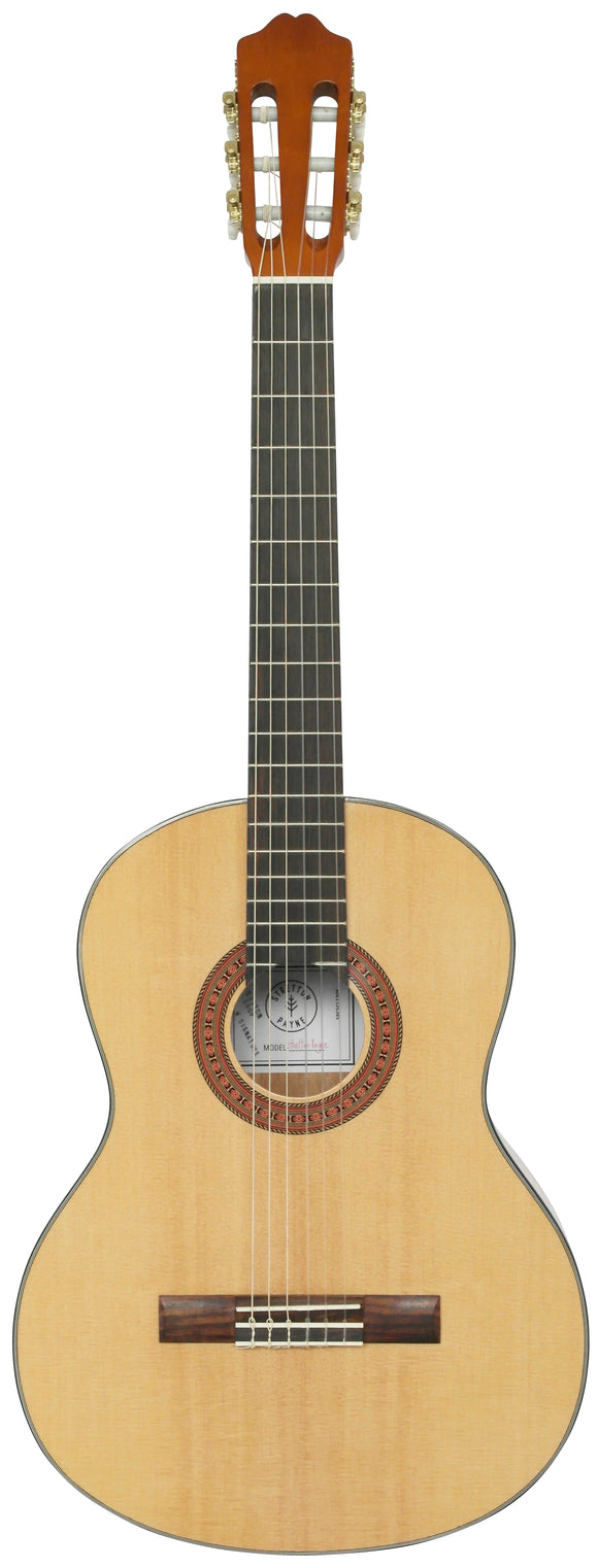 Stretton Payne CL130S ADVANCER Full Size, Spruce Top Soundboard Classical Spanish Acoustic Guitar