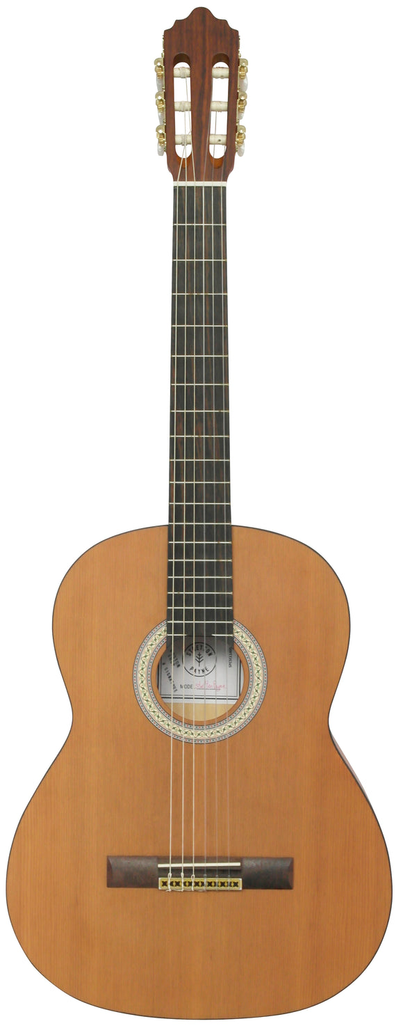 Stretton Payne CL140S ADVANCER Full Size, Spruce Top Soundboard Classical Spanish Acoustic Guitar