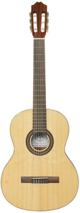 Stretton Payne CL250S MASTER Full Size, Solid Spruce Top Soundboard Classical Spanish Acoustic Guitar