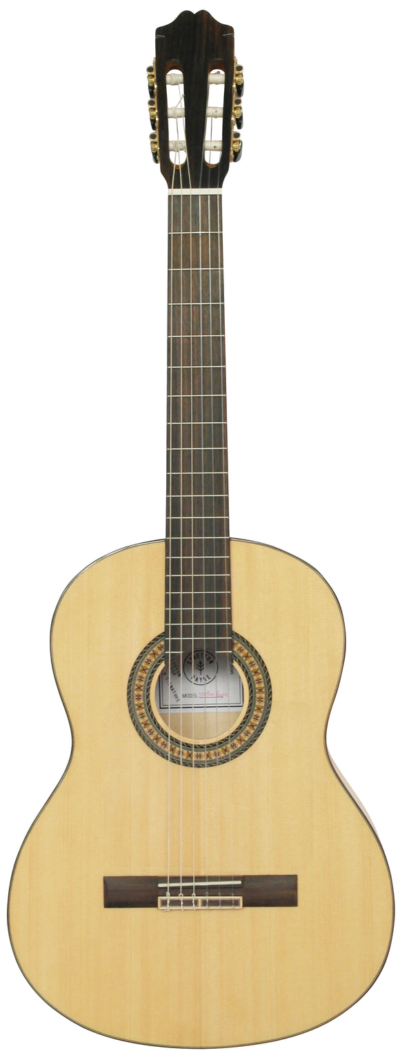 Stretton Payne CL300S MASTER Full Size, Solid Spruce Top Soundboard Classical Spanish Acoustic Guitar