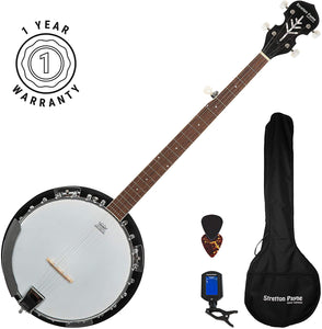 Stretton Payne 5 String Banjo Superior Quality