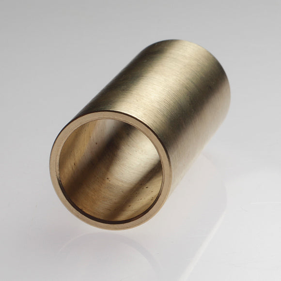 Brass Guitar Slide 6cm