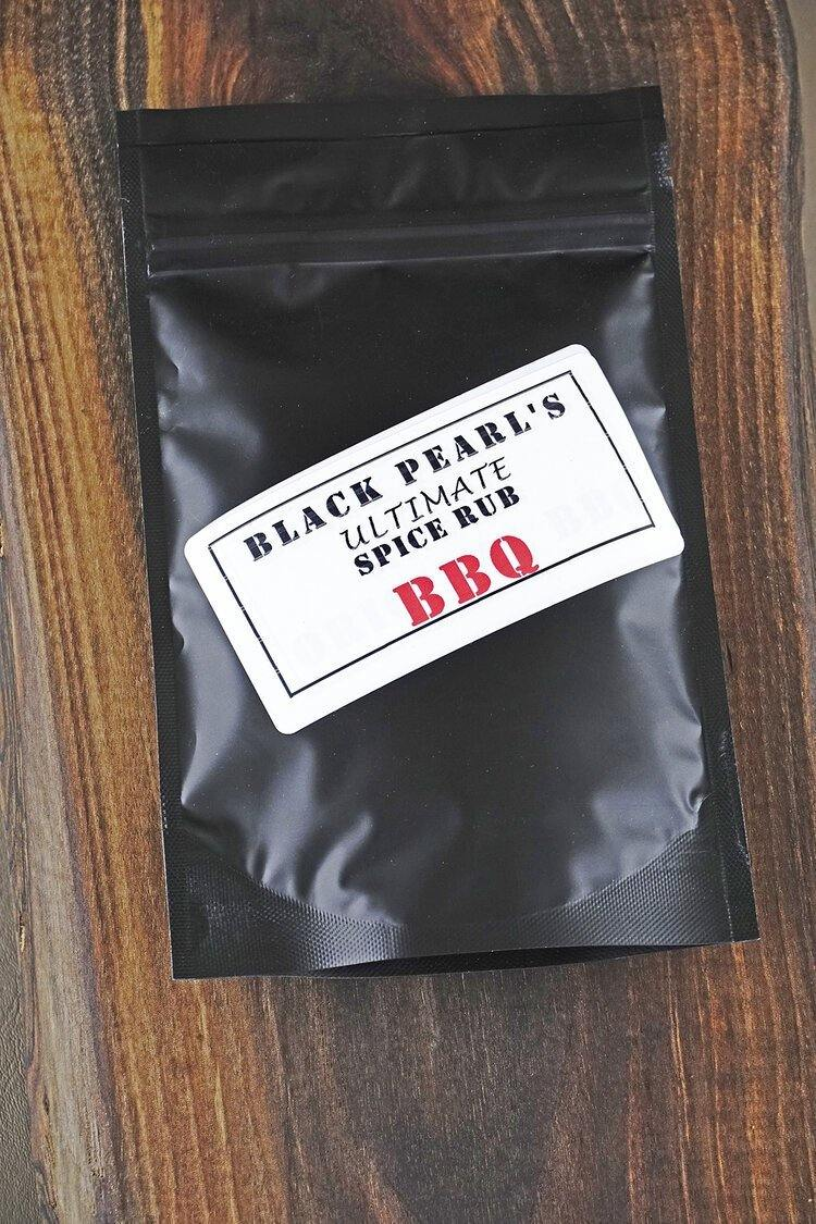 Black Pearl BBQ Rub - LoneTree Designs