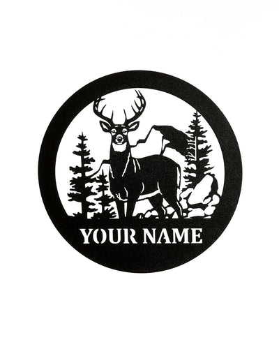 Wildlife Custom Sign - LoneTree Designs