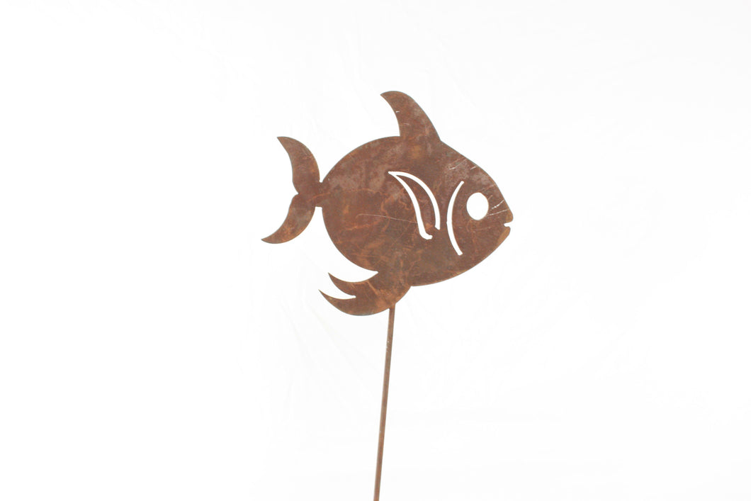 Tropical Fish Garden stake - LoneTree Designs