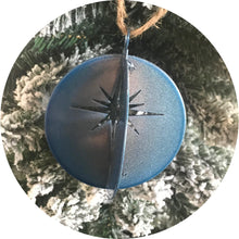 Load image into Gallery viewer, Christmas Star Ornament 3D
