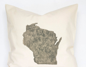 Wisconsin Pillow