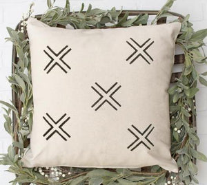 Large Mud Clothins Pillow