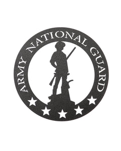 US National Guard Home Decor