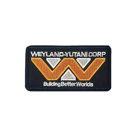 Aliens Weyland Yutani Iron On Patch - Minimum Mouse