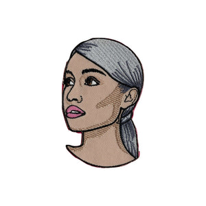 Ariana Grande Iron On Patch - Minimum Mouse