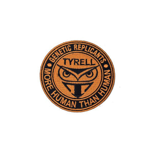 Blade Runner Tyrell Corporation Iron On Patch - Minimum Mouse