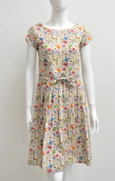 Botanica Wildflower Print Dress by Run and Fly - Minimum Mouse