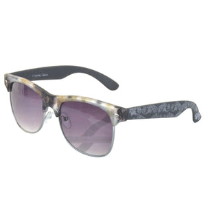 CHELSEA Floral Print Sunglasses - Minimum Mouse