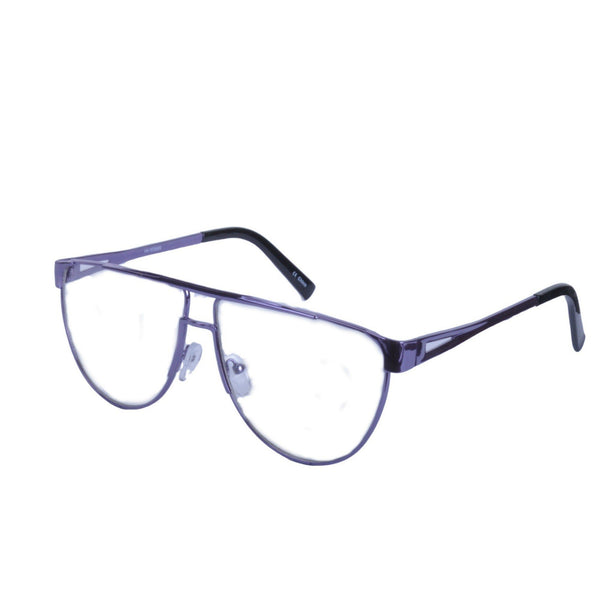 Clear Lens Aviator Glasses - Minimum Mouse