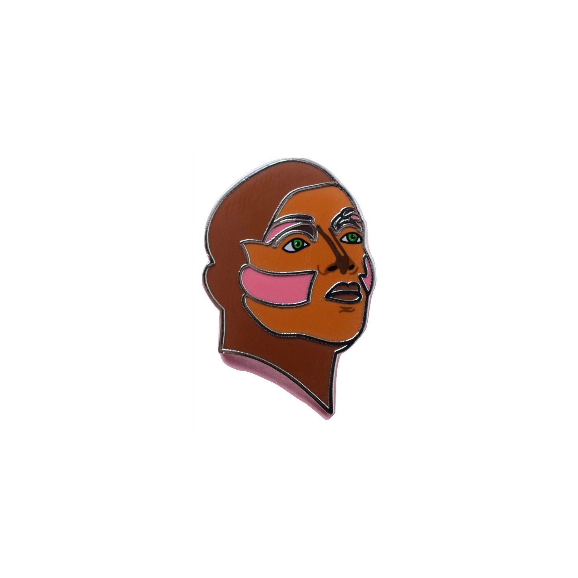 Coco Montrese Lapel Pin Badge - Minimum Mouse