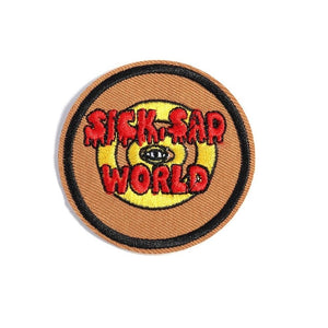 Daria Sick Sad World Iron On Patch - Minimum Mouse