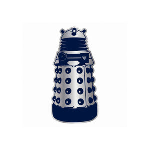 Doctor Who Dalek Lapel Pin Badge - Minimum Mouse