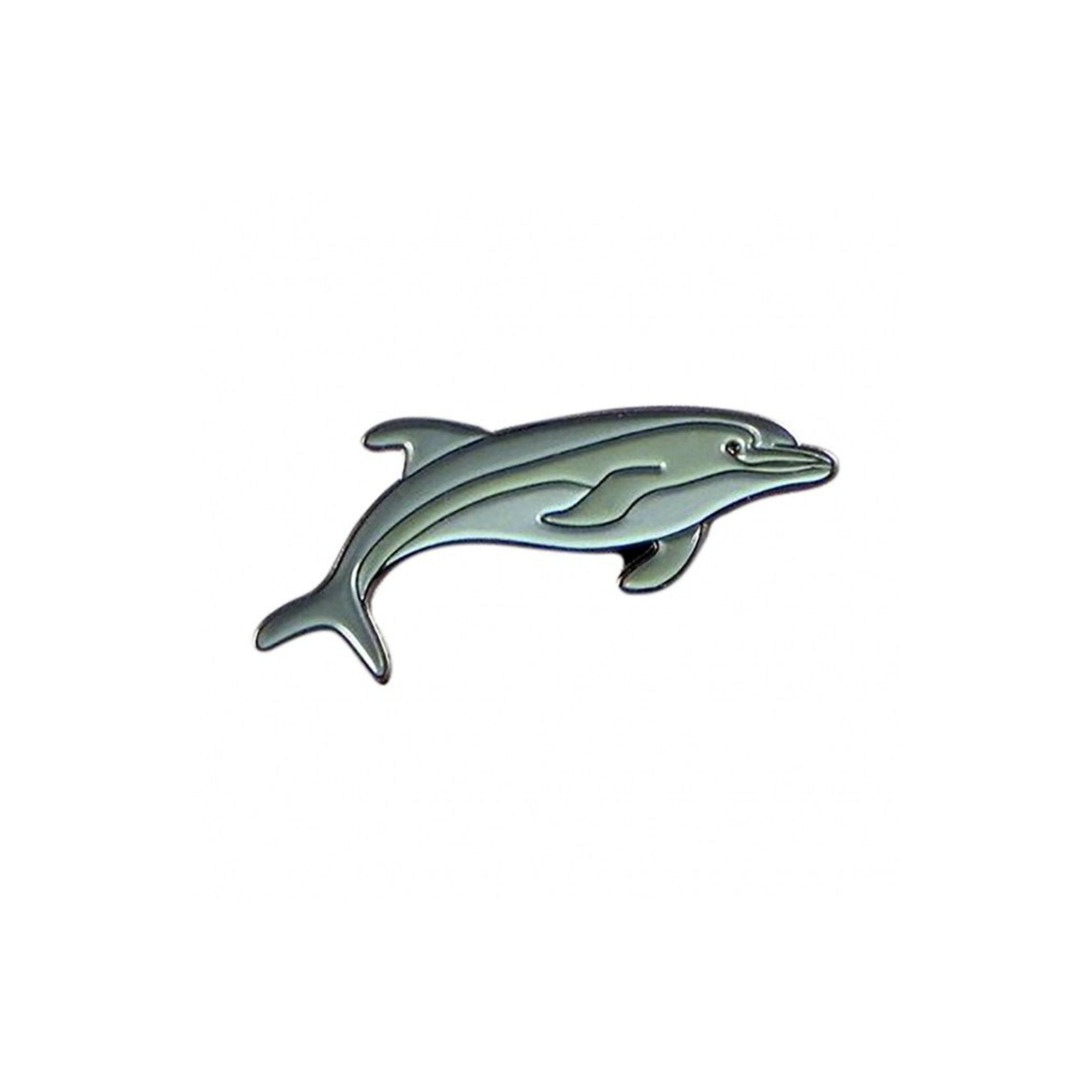Dolphin Enamel Lapel Pin Badge - Minimum Mouse