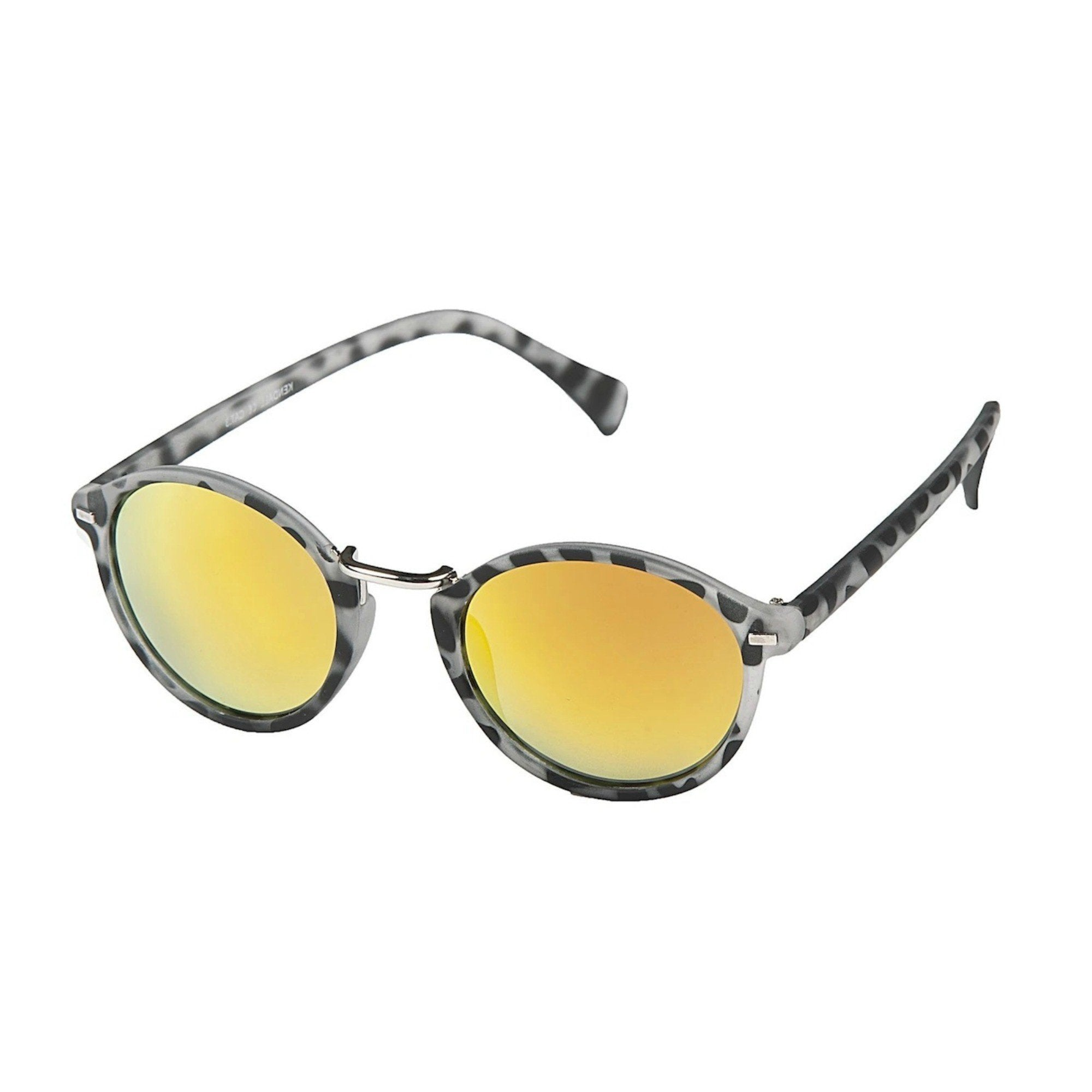 EYELEVEL Round Mirrored Sunglasses - Minimum Mouse