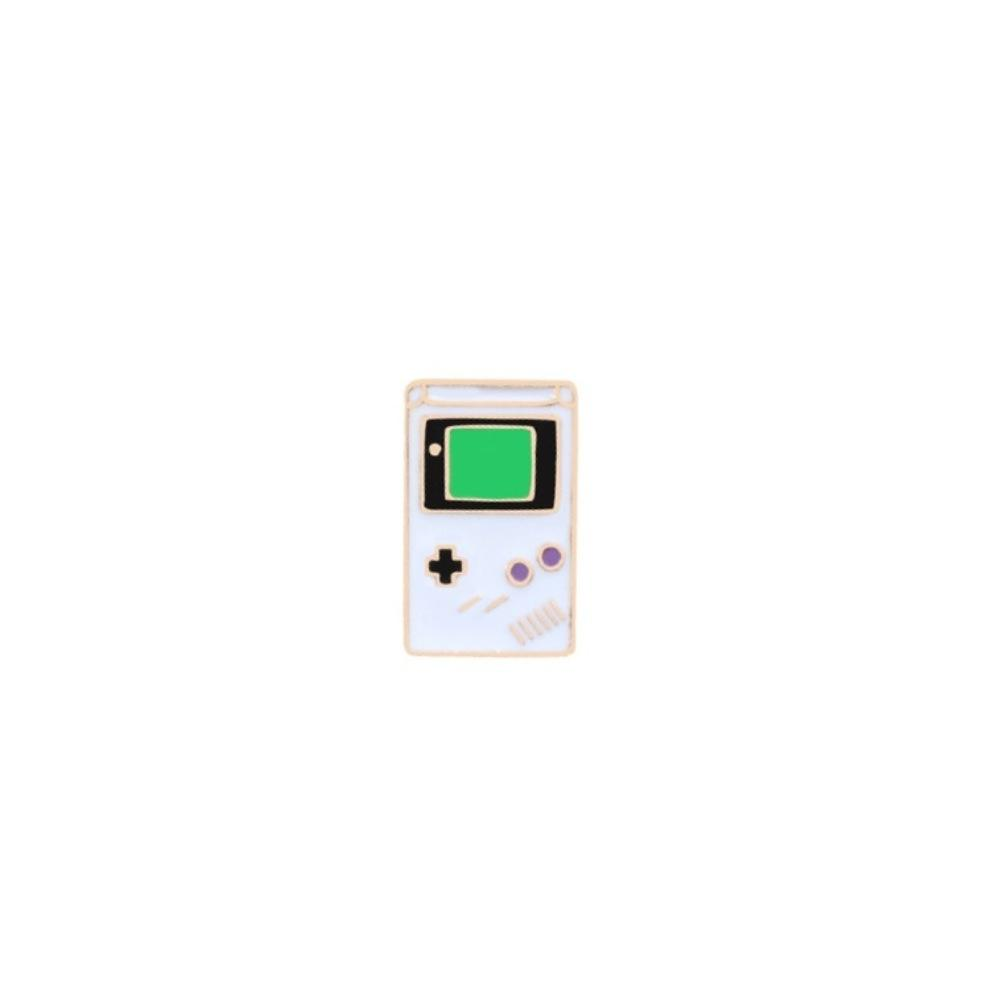 Game Boy Enamel Lapel Pin Badge - Minimum Mouse