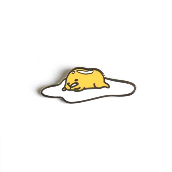 Gudetama Done Lapel Pin Badge by Punky Pins - Minimum Mouse