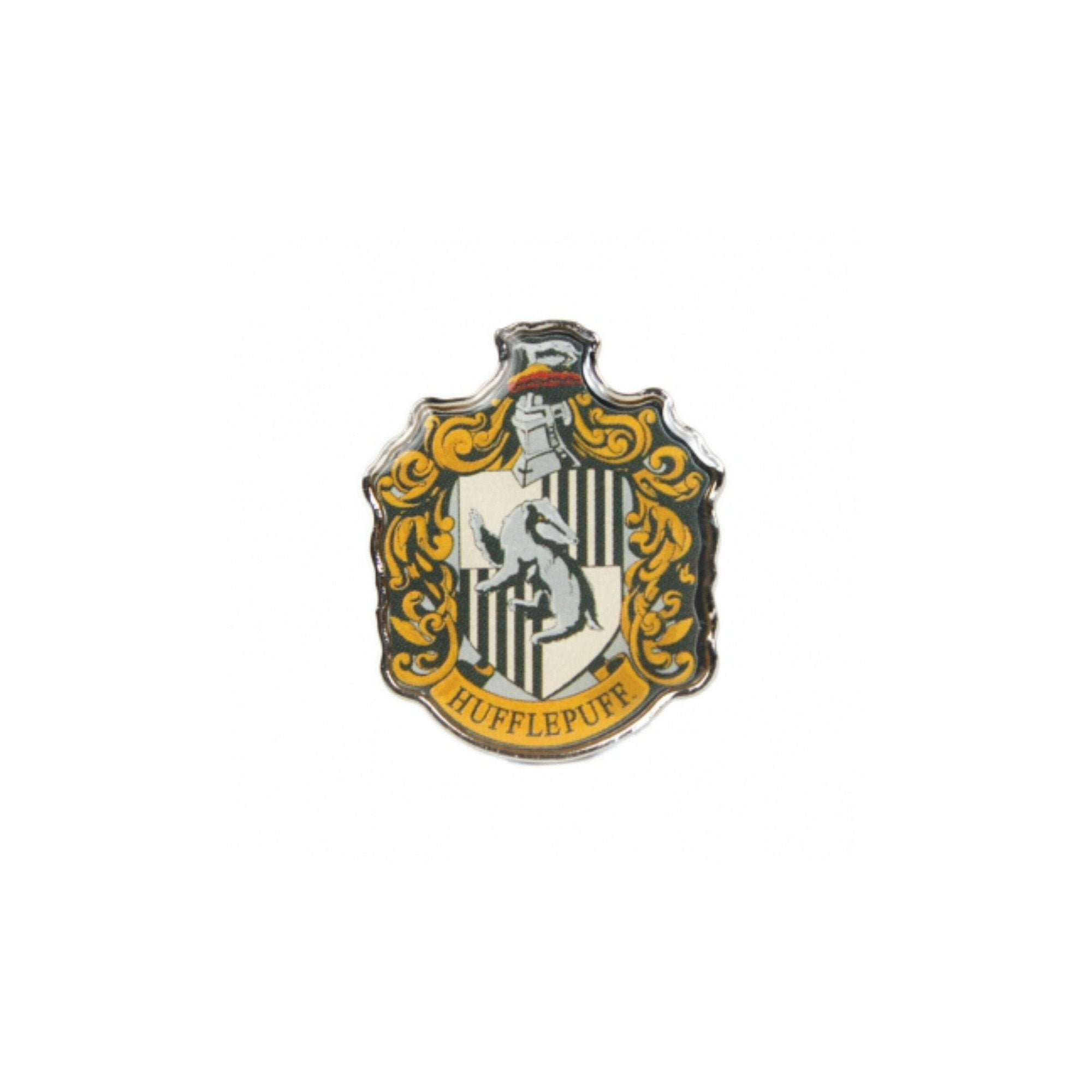 Harry Potter Hufflepuff Lapel Pin Badge - Minimum Mouse