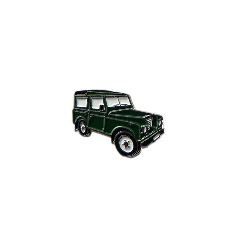 Land Rover Enamel Lapel Pin Badge - Minimum Mouse
