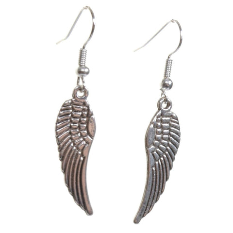 Little Angel Wing Earrings - Minimum Mouse