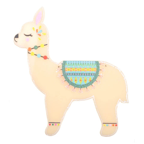 Llama Brooch by Love Boutique - Minimum Mouse