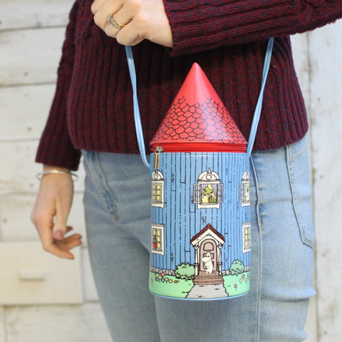 Moomin House Bag by House of Disaster - Minimum Mouse
