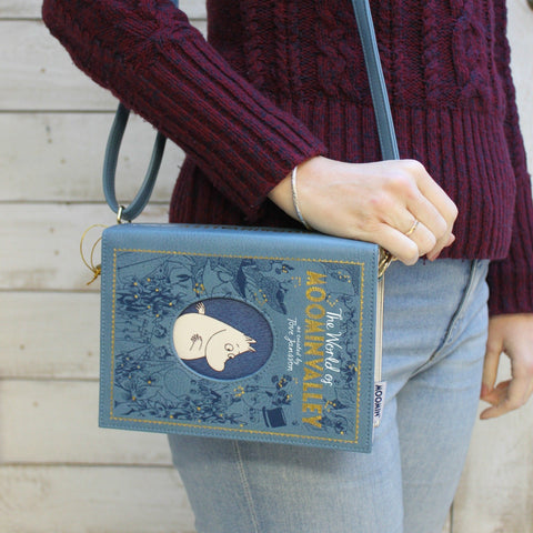 Moomin Valley Book Bag by House of Disaster - Minimum Mouse