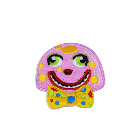 Mr Blobby Iron On Patch - Minimum Mouse