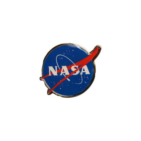 NASA Enamel Space Lapel Pin Badge - Minimum Mouse