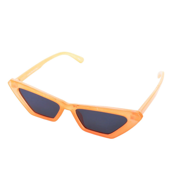 Neon Micro Cat Eye Sunglasses - Minimum Mouse