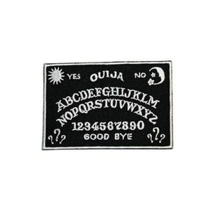 Ouija Board Iron On Patch - Minimum Mouse