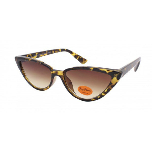 Round Pointy Cat Eye Sunglasses
